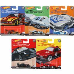 Car Culture Super Silhouettes | Hot Wheels Premium Auto Set | Cars Mattel FPY86
