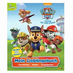 Mein Lieblingsbuch 3 in 1 | Panini Buch | Paw Patrol | Hardcover