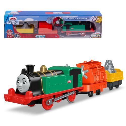 Gina | Mattel GDV33 | TrackMaster | Digs & Discoveries | Thomas & seine Freunde – Bild 1