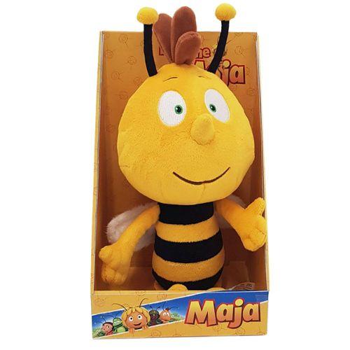 Plüsch-Figur Willi | 30 cm | Biene Maja | Stoff-Tier | Softwool Kuscheltier