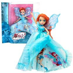 Bloom | 15 Jahre Special Edition Puppe | Winx Club | Spread the Magic 001