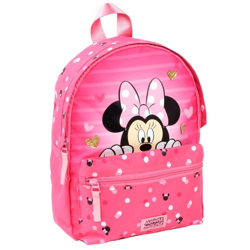 Looking | Kinder Rucksack | 31 x 25 x 12 cm | Minnie Maus | Minnie Mouse – Bild 1