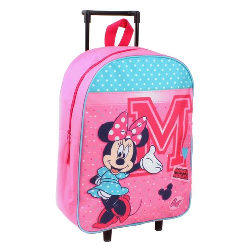 Live in Style | Kinder Trolley | 39 x 30 x 13 cm​ | Minnie Maus | Minnie Mouse – Bild 1