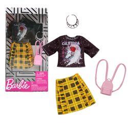 California Love | Barbie | Mattel FXJ11 | Trend Mode Puppen-Kleidung 001