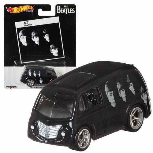 Pop Culture The Beatles | Hot Wheels Premium Auto Set | Cars Mattel DLB45 – Bild 5