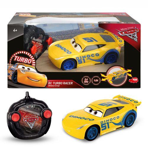 Cruz Ramirez | RC Turbo Racer | Simba Dickie | 2-Kanal Funkfernsteuerung – Bild 1