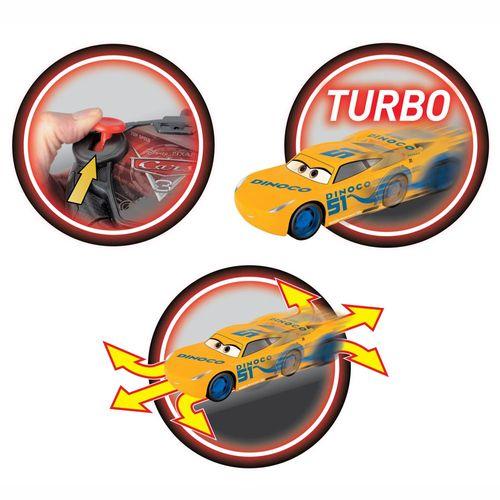 Cruz Ramirez | RC Turbo Racer | Simba Dickie | 2-Kanal Funkfernsteuerung – Bild 3