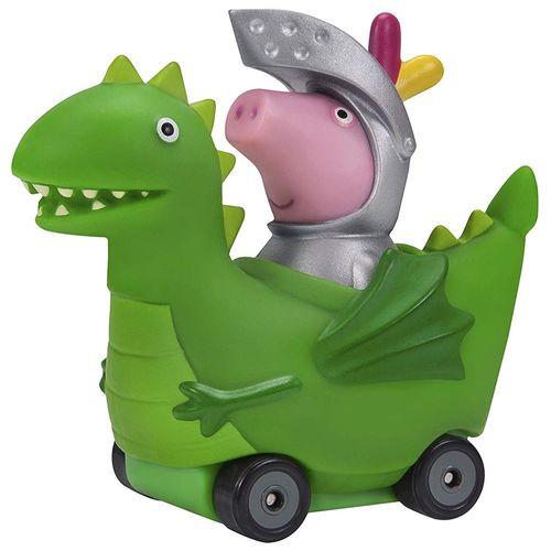 Mini Flitzer Kostümzeit | 5-er Pack Fahrzeuge | Peppa Wutz | Peppa Pig – Bild 4