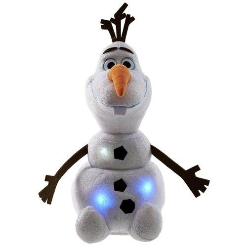 Wackelnder Olaf Plüsch Figur 30 cm | Disney Eiskönigin | Frozen | Licht & Sound – Bild 3