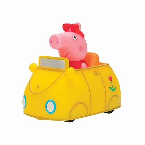 Mini Flitzer Peppa und Freunde | 5-er Pack Fahrzeuge | Peppa Wutz | Peppa Pig – Bild 2