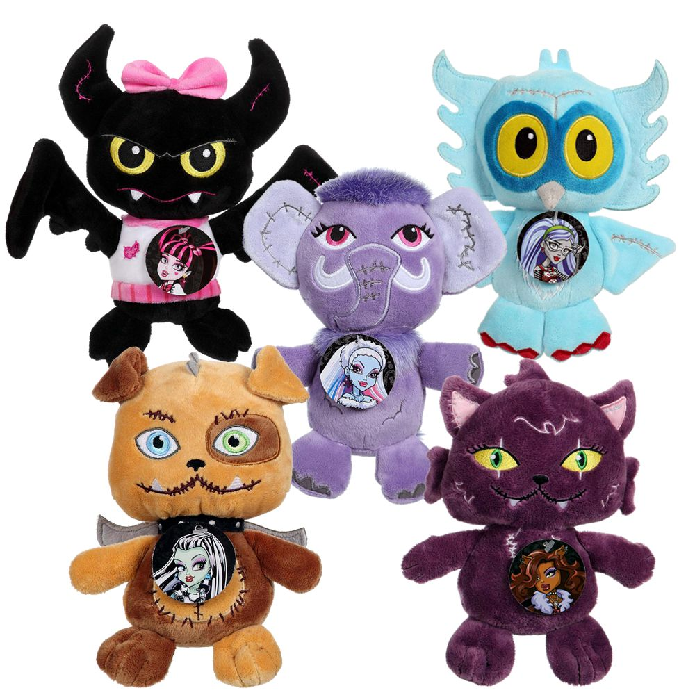 Monster High Haustiere