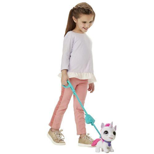 WalkaLots Spaziergänger Einhorn | elektronisches Haustier | Hasbro FurReal – Bild 5