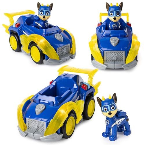 Mighty Pups | Deluxe Fahrzeuge mit Licht, Sound und Spiel-Figur | Paw Patrol – Bild 2