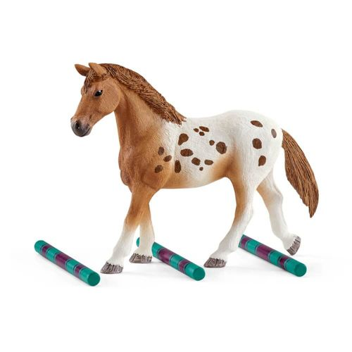 Lisas Turnier-Training | Schleich | Sammelfiguren | Set Pferde | Horse Club – Bild 3