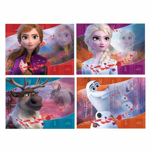 4 in 1 Puzzle Box | Disney Frozen II Eiskönigin | Ravensburger | Kinder Puzzle – Bild 2