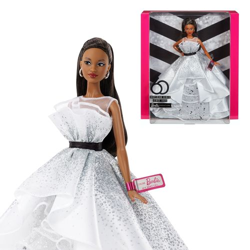 Barbie® 60th Anniversary Doll | Mattel FXC79 | Barbie Signature | Collector Doll – Bild 1