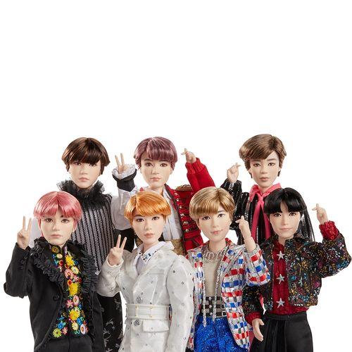 J-Hope | BTS | Mattel GKC99 | Prestige Sammlerpuppe | Bangtan Boys | Boygroup – Bild 5
