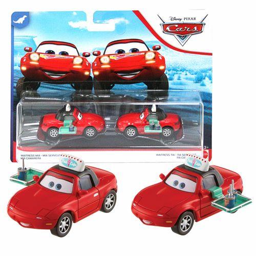 Auswahl Doppelpack | Disney Cars | Fahrzeug Modelle 2020 | Cast 1:55 | Mattel – Bild 6