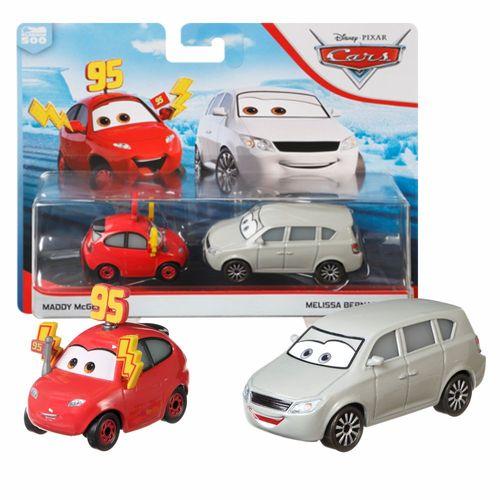 Auswahl Doppelpack | Disney Cars | Fahrzeug Modelle 2020 | Cast 1:55 | Mattel – Bild 10