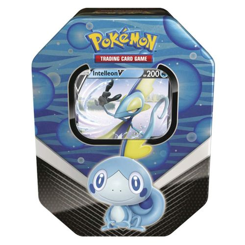 Tin-Box 84 | Intelleon 45187 | Pokemon | Sammelkarten-Spiel | Trading Cards