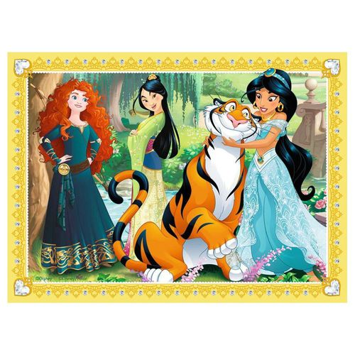 4 in 1 Puzzle Box | Disney Princess | Ravensburger | Kinder Puzzle – Bild 3