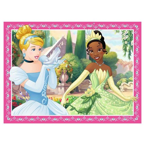4 in 1 Puzzle Box | Disney Princess | Ravensburger | Kinder Puzzle – Bild 5