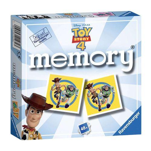 Mini Memory® | Toy Story 4 | 48 Bildkarten | Ravensburger 21472 | Spiel – Bild 1