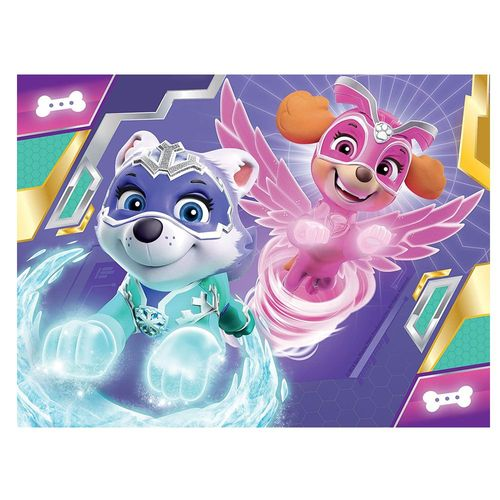 4 in 1 Kinder Puzzle Box | Mighty Pups | Ravensburger | Paw Patrol – Bild 2