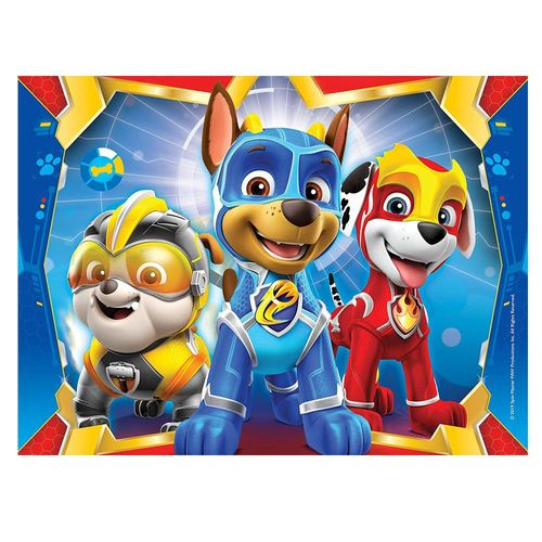 4 in 1 Kinder Puzzle Box | Mighty Pups | Ravensburger | Paw Patrol – Bild 5