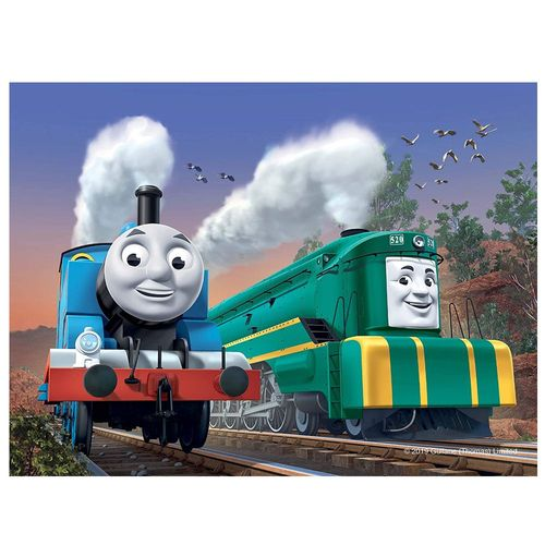 4 in 1 Kinder Puzzle Box | Big World | Ravensburger | Thomas & seine Freunde – Bild 2