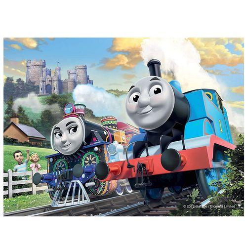 4 in 1 Kinder Puzzle Box | Big World | Ravensburger | Thomas & seine Freunde – Bild 4