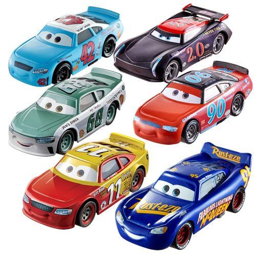 Renn-Legenden | Thomasville Racing | Disney Cars | Cast 1:55 Fahrzeuge | Mattel – Bild 1