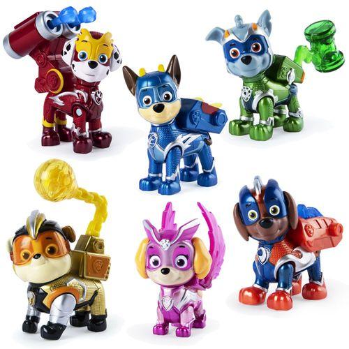 Mighty Pups | Spiel-Figuren mit Spezial-Funktionen | Paw Patrol | Hunde-Welpen