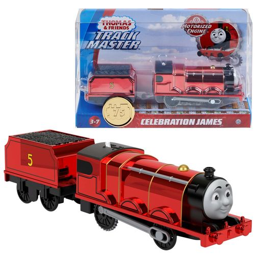 James Metallic Sonderedition | TrackMaster GLJ27 | Thomas & seine Freunde