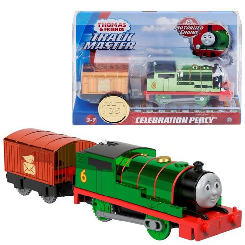 Percy Metallic Sonderedition | TrackMaster GLJ25 | Thomas & seine Freunde