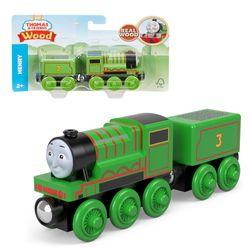 Henry   Mattel GHK13   Holzeisenbahn Lokomotive   Thomas & seine Freunde 001