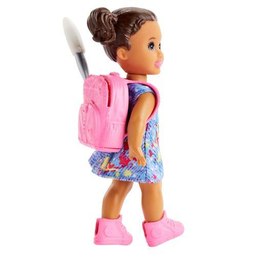 Kunstlehrerin   Barbie   Puppe Spielset & Accessoires   Mattel GJM29 – Bild 2