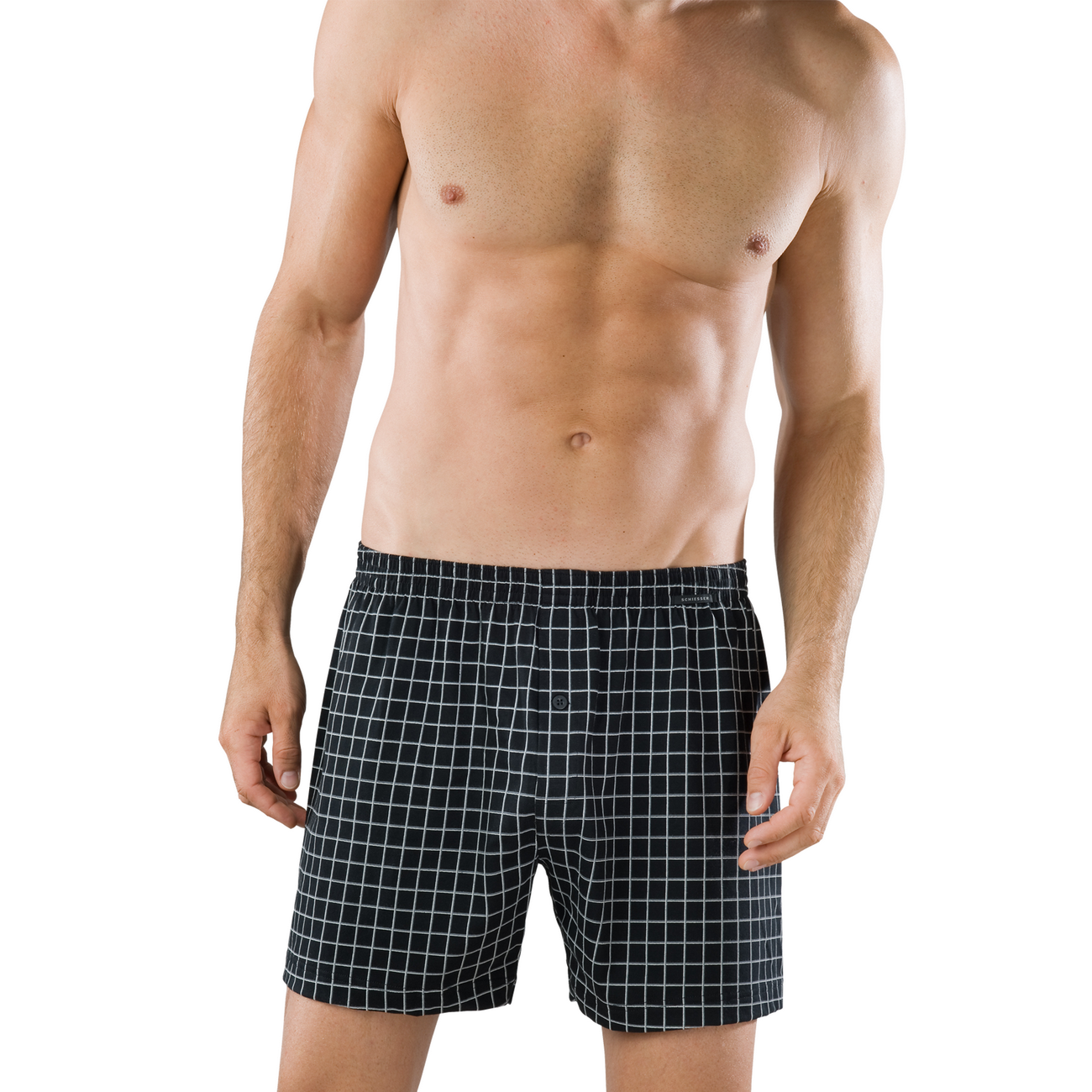 schiesser herren boxershort boxer plus 1er pack. Black Bedroom Furniture Sets. Home Design Ideas