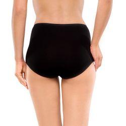 SCHIESSER Damen Maxi Short Cotton Essentials 2er Pack