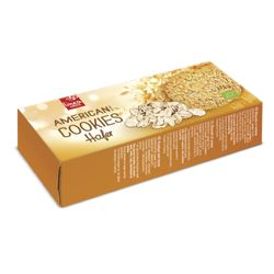 linea natura American Hafer Cookies, 175 gr Packung