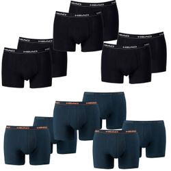 HEAD Men Boxershort Basic Boxer 12er Pack