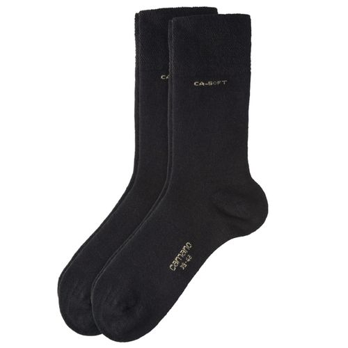 Camano unisex Ca-Soft Wool Socken 2er Pack