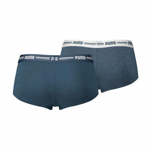 Puma Damen Iconic Mini Short Hang 2er Pack