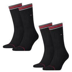 Tommy Hilfiger Herren Socken Iconic Sport 2er Pack