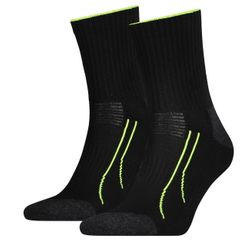 PUMA Unisex Socken Performance Train 2er Pack
