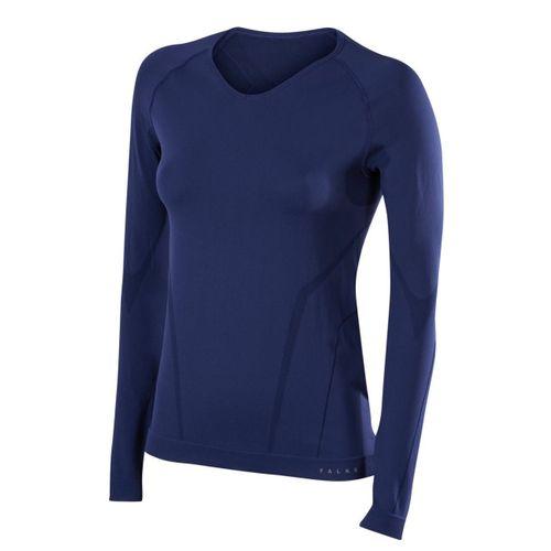 Falke Damen Unterhemd Longsleeved Shirt Comfort Warm 1er Pack