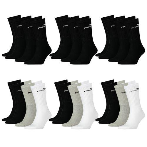 PUMA Classic Socken Sport 18er Pack