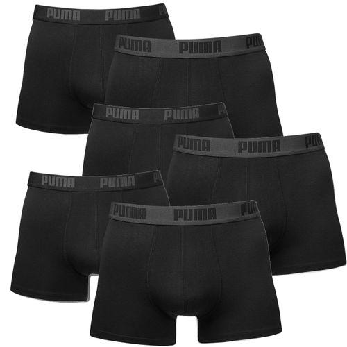 Puma Herren Basic Boxer Boxershort 6er Pack