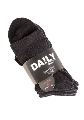 Daily Socks Unisex Sportsocken Everyday 7er Pack