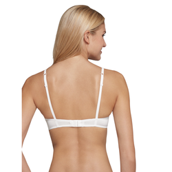 SCHIESSER Damen Bügel BH mit Schale Pure Cotton 1er Pack